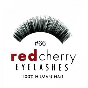 Red Cherry - Falsche Wimpern Nr. 66 Presley - Echthaar