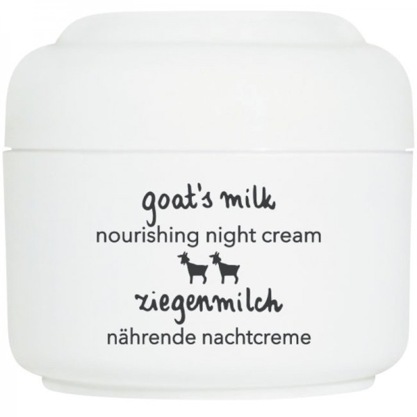 Ziaja - Goats Milk Nourishing Night Cream 75ml