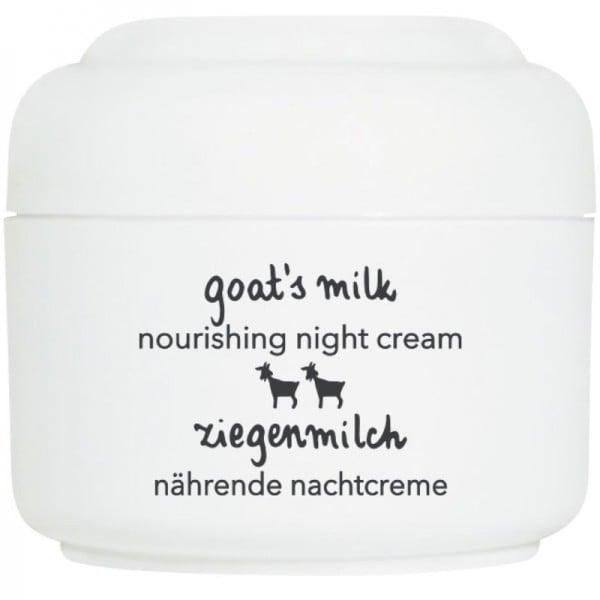 Ziaja - Nachtcreme - Ziegenmilch Nourishing Night Cream 75ml