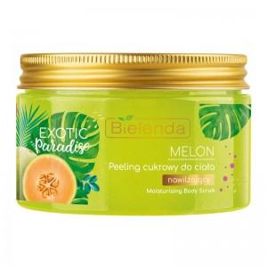 Bielenda - Peeling - Exotic Paradise Sugar Moisturizing Body Scrub Melon