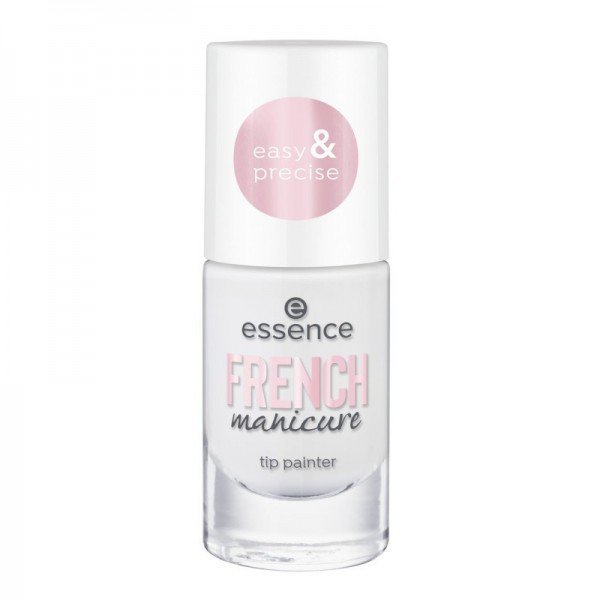 essence - Nageldesign - FRENCH manicure tip painter 02 - Give Me Tips!