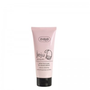 Ziaja - Gesichtsreiniger - Jeju - White Face Soap