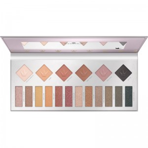 essence - Lidschattenpalette - give me my crown! eyeshadow palette - Champagne & Rose
