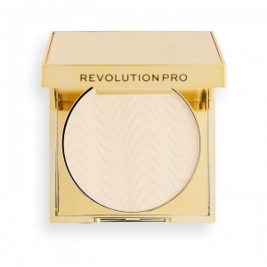 Revolution Pro - Puder - CC Perfecting pressed powder - Warm Ivory