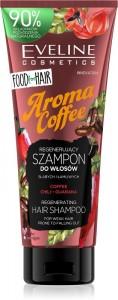 Eveline Cosmetics - Haarshampoo - Food For Hair Aroma Coffee Shampoo 250ml