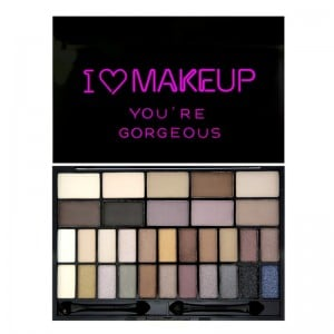 I Heart Makeup - Theme Palette - You are Gorgeous