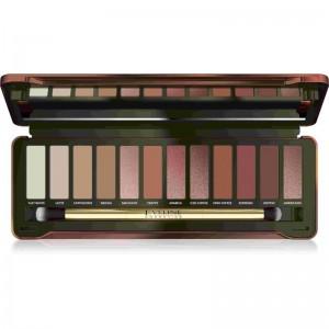 Eveline Cosmetics - Lidschattenpalette - Eyeshadow Palette - Charming Mocha
