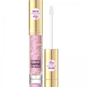 Eveline Cosmetics - Lucidalabbra - Glow And Go Extreme Shine Lip Gloss - 07 Glossy Rose