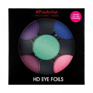 Freedom Makeup - ProArtist Eyeshadow Packs - HD Bright