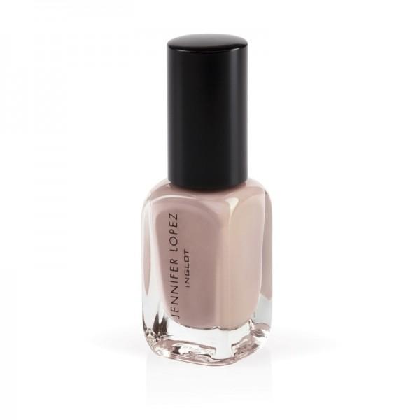 INGLOT - Nagellack - Jennifer Lopez - O2M Breathable Nail Enamel - J105 BEIGE PINK