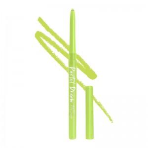 LA Girl - Eyeliner - Dreamy Vibes Collection - Pastel Dream Auto Eyeliner Pencil - Magic Mint
