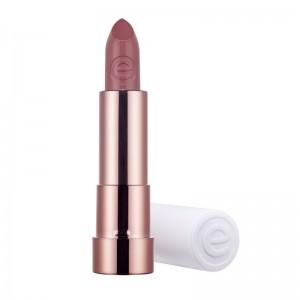 essence - Lippenstift - this is me. lipstick - matt - vegan - 06 real