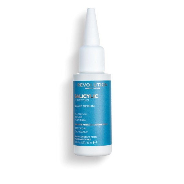 Revolution - Siero per capelli  - Salicylic Acid Clarifying Scalp Serum for Oily Dandruff