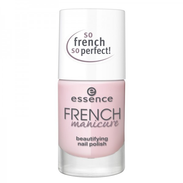 essence - Nagellack - french manicure beautifying nail polish 01- girl s best FRENCH
