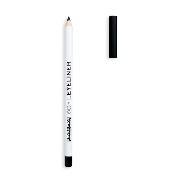 Revolution Relove - Eyeliner - Kohl Eyeliner - Black