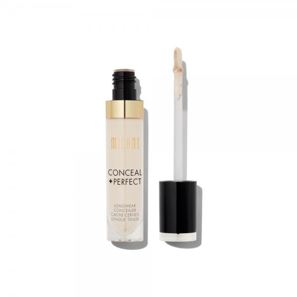 Milani - Correttore - Conceal + Perfect Longwear Concealer - 100 Pure Ivory