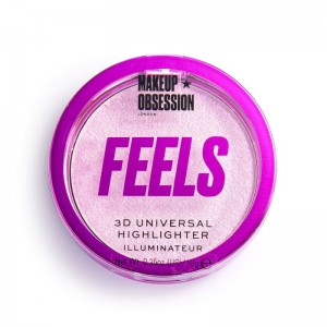 Makeup Obsession - Highighter - Feels Diamond Highlighter - Boss