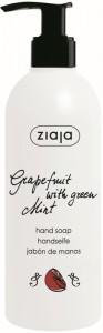 Ziaja - Handseife - Grapefruit With Green Mint - Grapefruit Mit Grüner Minze