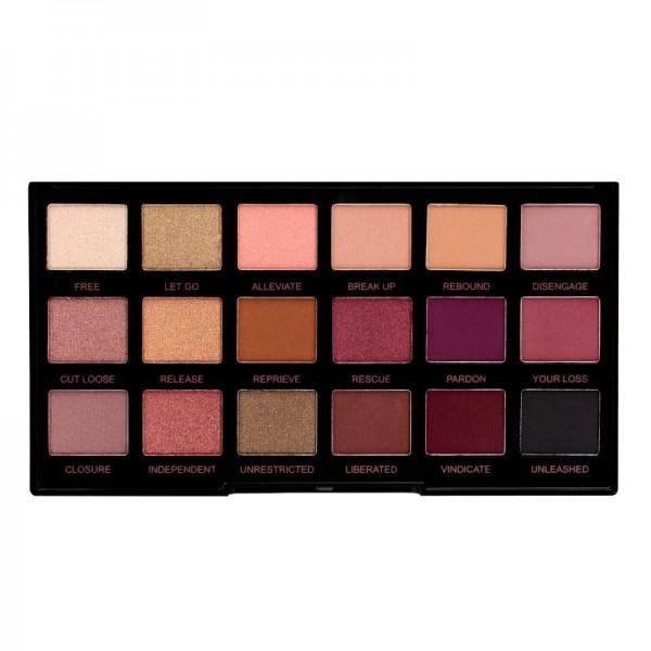 Revolution Pro - Eyeshadow Palette - Regeneration Palette - Unleashed
