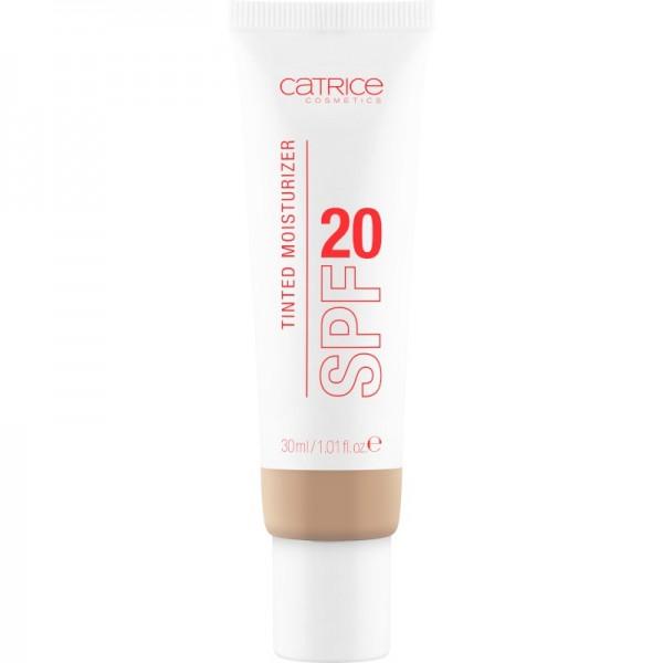 Catrice - SUNCLUSIVE Tinted Moisturizer SPF 20 - C02 Medium