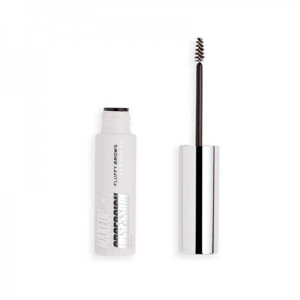 Makeup Obsession - Fluffy Brow Brow Gel - Clear