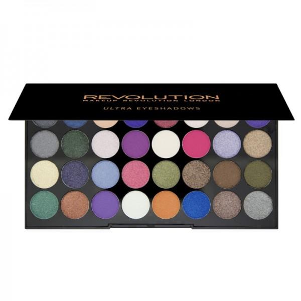 Makeup Revolution - Lidschatten Palette - 32 Eyeshadow Palette - Eyes Like Angels