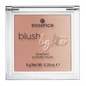 essence - Highlighter & Rouge - blush lighter 01 - Nude Twilight