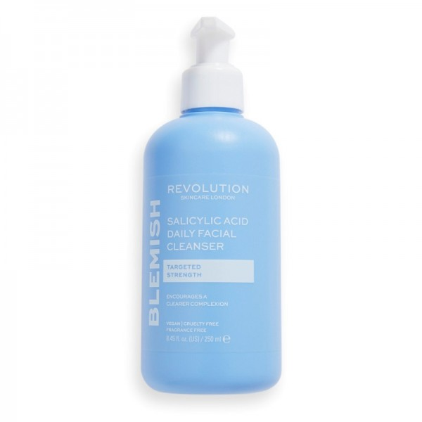 Revolution - Reinigungsgel - Blemish Targeting Salicylic Acid Facial Gel Cleanser