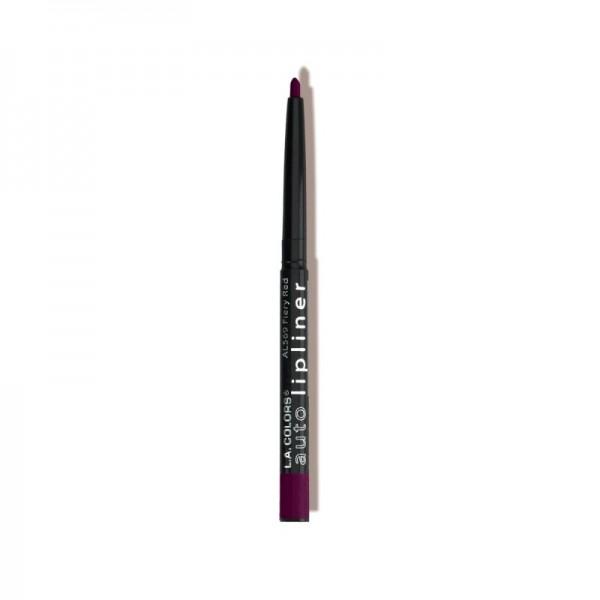LA Colors - Automatic Lipliner Pencil - Currant
