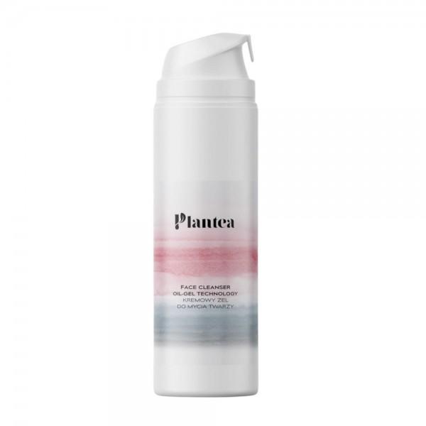 Plantea - Gesichtsreinigungsgel - Face Cleanser Oil-Gel Technology