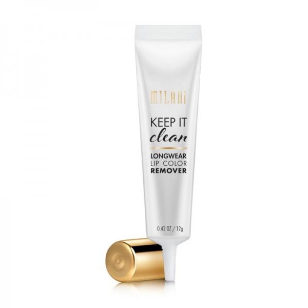 Milani - Lippenstiftentferner - Keep It Clean Long Wear Lip Color Remover - Keep It Clean