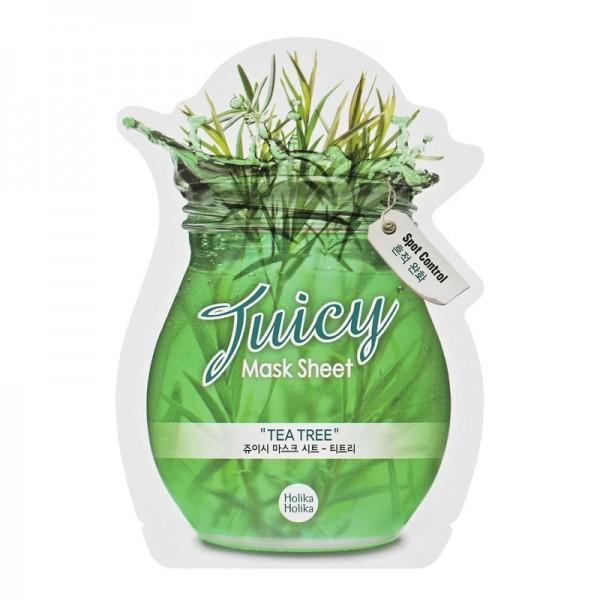 Holika Holika - Tea Tree Juicy Mask Sheet