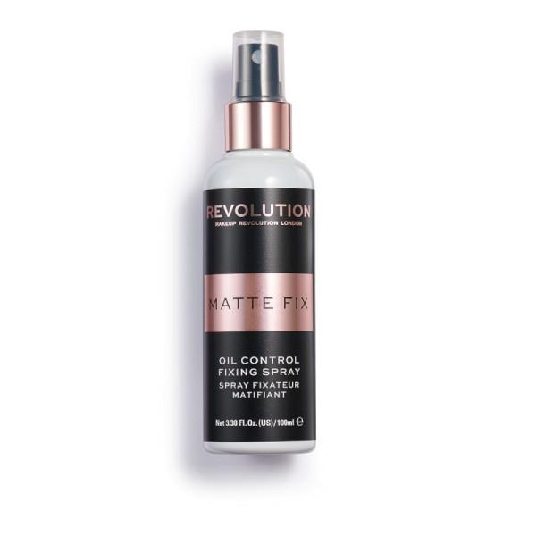Makeup Revolution - Fixing Spray - Pro Fix - Oil Control Fixing Spray - 100ML