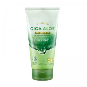 Missha - Reinigungsschaum - Premium Cica Aloe Foaming Cleanser