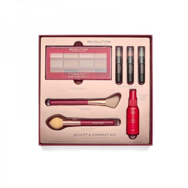 Revolution - Geschenkset - Sculpt & Correct Kit