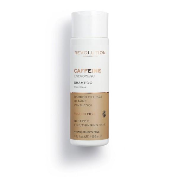 Revolution - Shampoo - Caffeine Energising Shampoo - Fine Hair