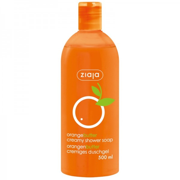 Ziaja - Duschgel - Orange Butter Creamy Shower Soap