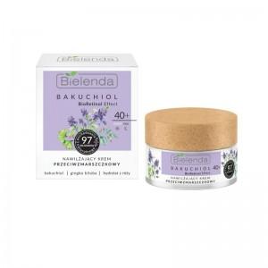 Bielenda - Gesichtscreme - Bakuchiol BioRetinol Effect - Moisturizing Antiwrinkle Face Cream 40+ Day