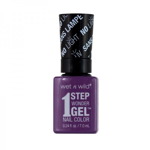 wet n wild - 1 Step Wonder Gel Nail Color - Lavender Out Loud