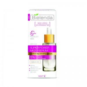 Bielenda - Skin Clinic Professional Super Power Mezo Serum - Mature Skin