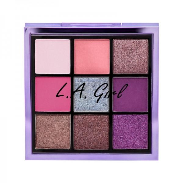 LA Girl - Lidschattenpalette - Keep It Playful Eye Palette - Playtime