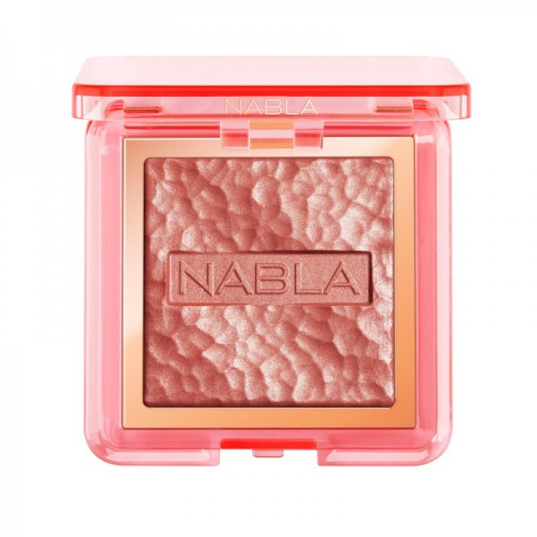 Nabla - Highlighter - Miami Lights Collection - Skin Glazing - Independence
