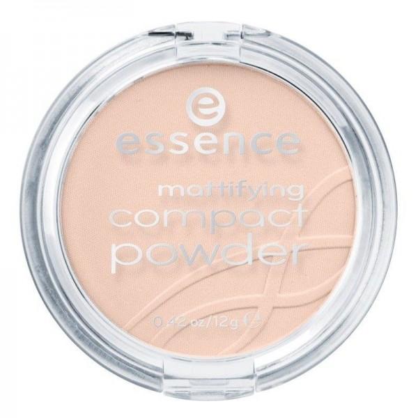 essence - Puder - mattifying compact powder - 04 perfect beige