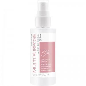 Catrice - Fixierspray - Skin Lovers Multi-Purpose Make-Up Fixing Spray
