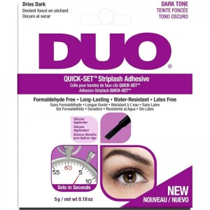 DUO - Duo Striplash Adhesive - Quick-Set - Dark