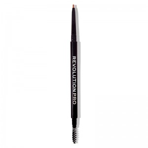 Revolution Pro - Augenbrauenstift - Microblading Precision Eyebrow Pencil - Auburn