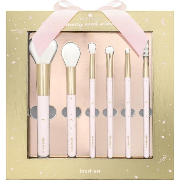 essence - Merry Sweet Wishes Brush Set