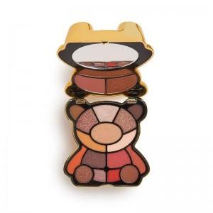 I Heart Revolution - Lidschattenpalette - Teddy Bear Palette - Honey
