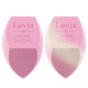Luvia cosmetics - Maxim Makeup Schwamm - Mystical Duo Sponge Set
