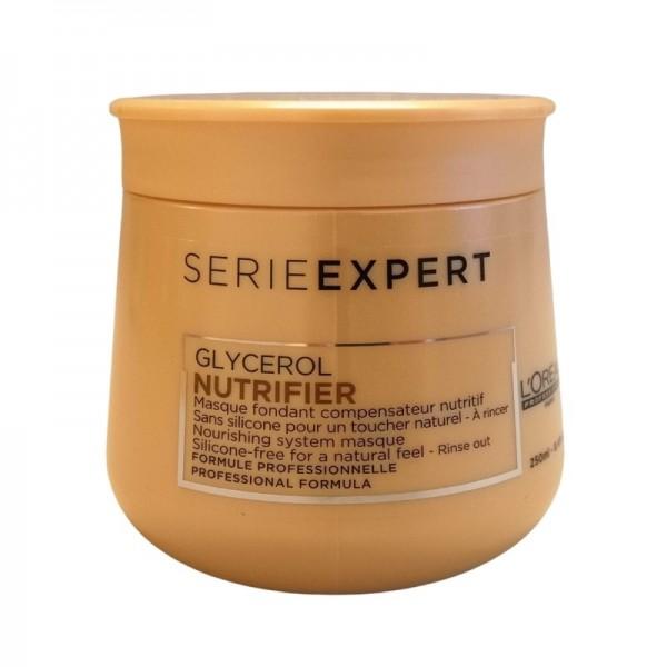 Loreal Professionnel - Serie Expert Glycerol Nutrifier Mask - 250ml